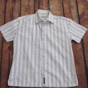 Ben Sherman Vintage Retro Mod Shirt Size L…